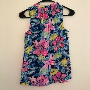 Great Condition! Lilly Sleeveless Top